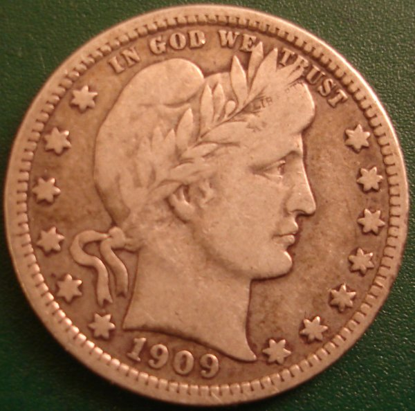 Barber 1909 D