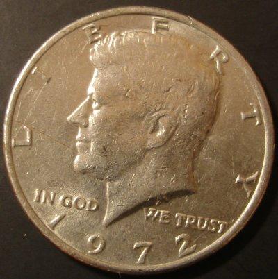 Ruben Safir Coins Collection Kenedy Half Dollars