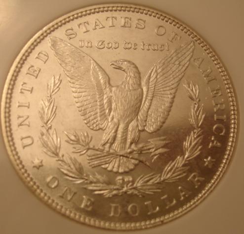 Morgan 1896 Reverse