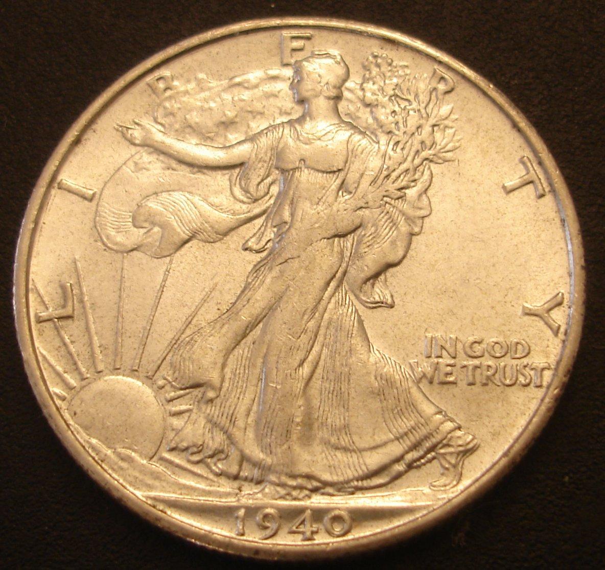 image of a quarter coin