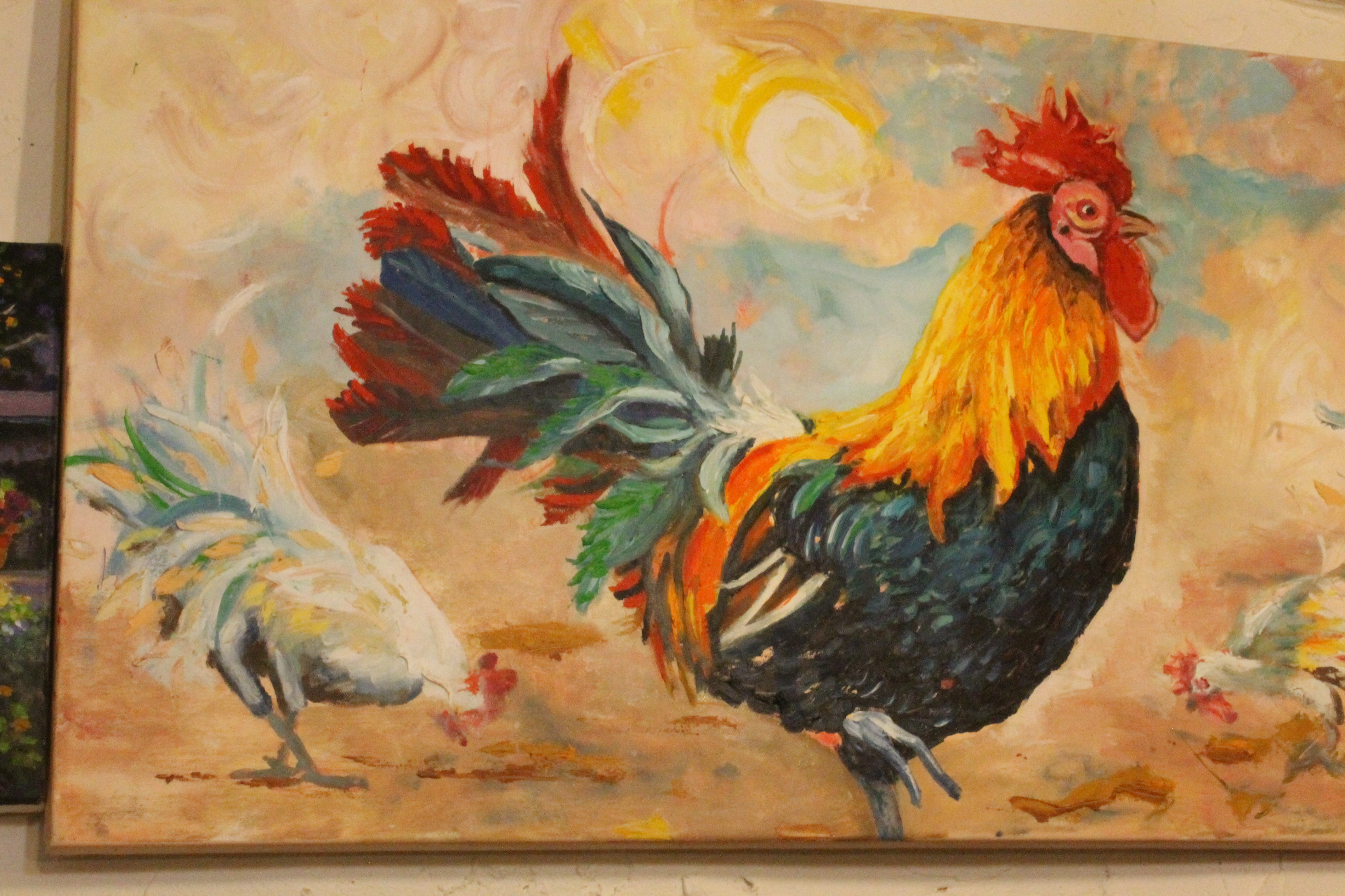 Idit Aharon - Rooster $5000