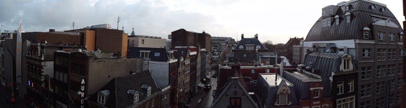 Amsterdam Rooftops 2012