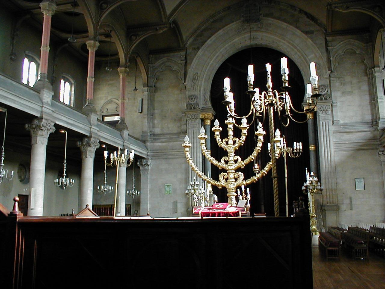 Synagogue Bordeaux France