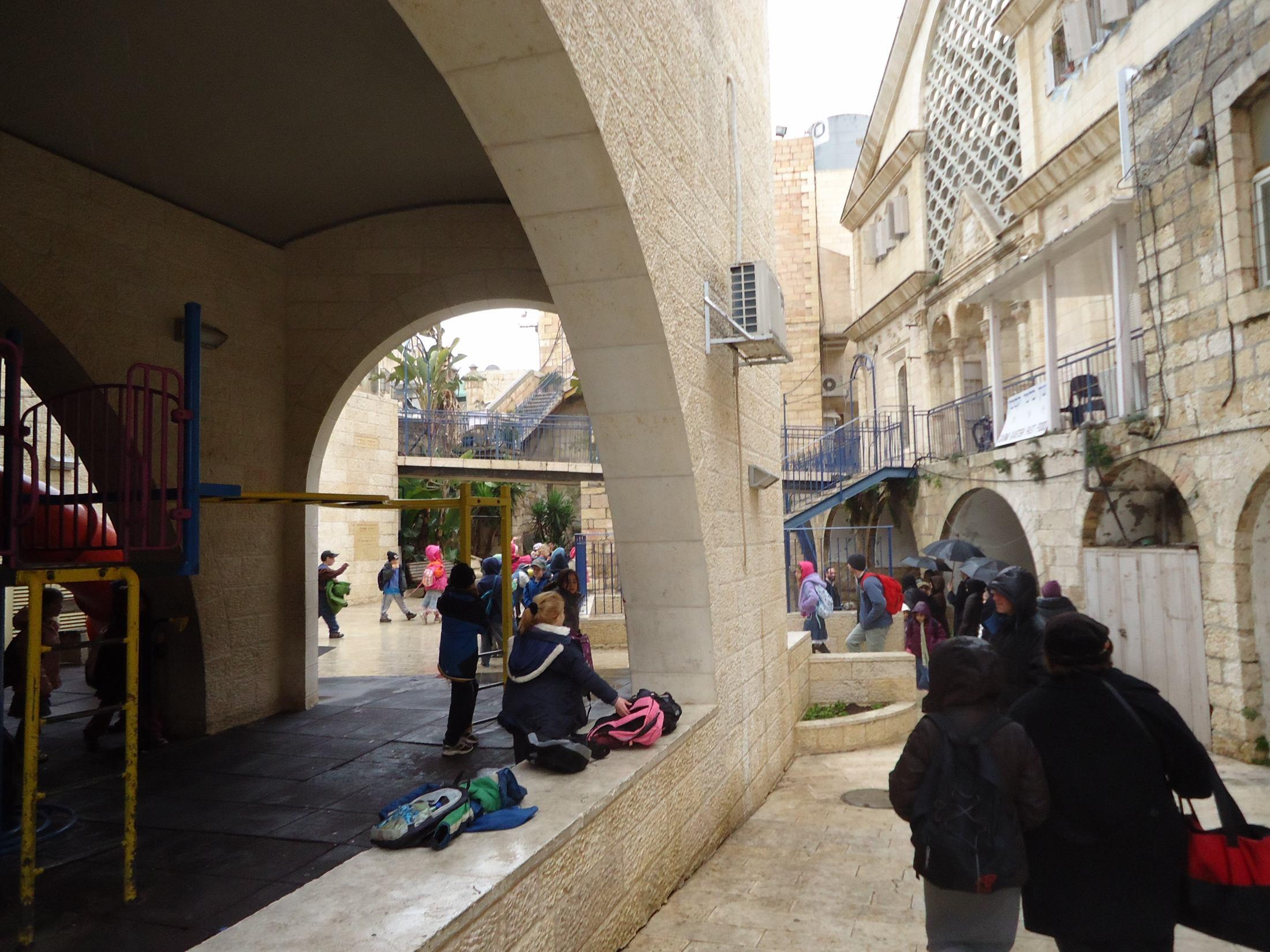 Jewish Children of Hebron